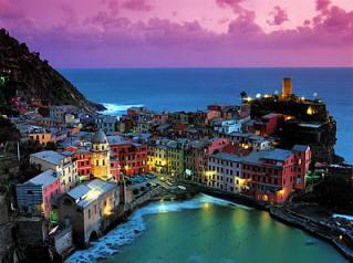 visit Cinque Terre from Rome