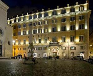hotel de la minerve rome