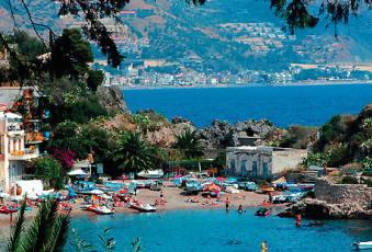 Sicily tour from Palermo to Taormina