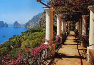 italy north to south tour from Rome to Assisi, Siena, Florence, Tuscany, Naples, Pompeii, Sorrento and Capri