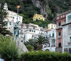 amalfi vacation