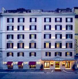 Hotel Ariston in Rome