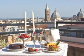 Hotel Diana, Rome