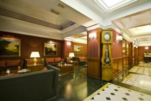Hotel Morgana, Rome
