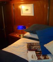 Aeolian Cruise Ship Stateroom