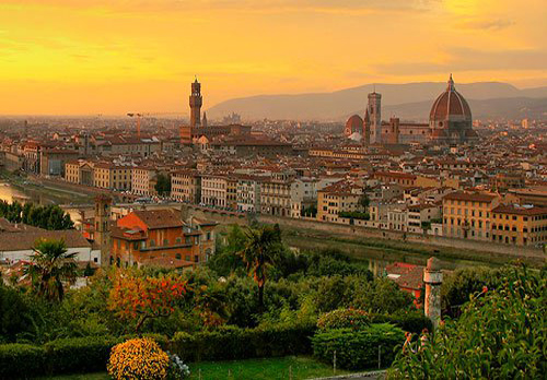 Florence and Venice holidays