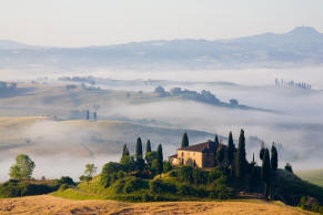 Romantic Tuscany