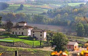 tuscany farmhouse vacation