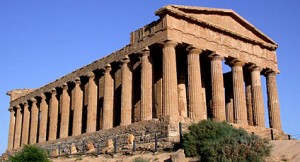 Agrigento-temple