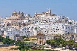 Ostuni South Italy tour