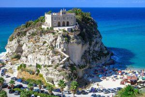 South Italy Sicily tour Tropea
