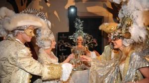 Venice Serenissima Ball 2014
