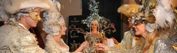 Grand Ball of Serenissima at the Venice Carnival 2014