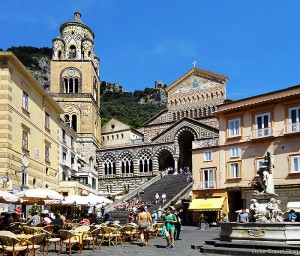 amalfi-cathedral outside