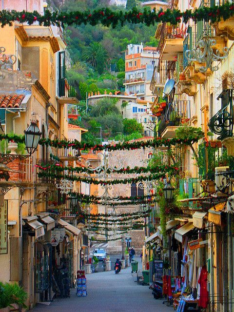 Taormina the jewel of sicily italy travel tours for Taormina sicilia