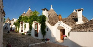 Trulli of Alberobello - Puglia - Italy. Image shot 2009. Exact date unknown.
