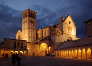 Assisi_San_Francesco_BW_6