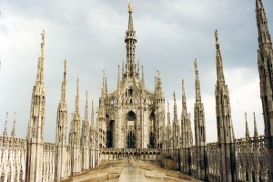 Milan Italy - @FastLaneMag Travel Tuesday