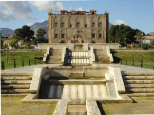 Palermo Sicily Norman castle