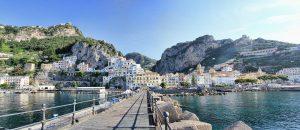 Amalfi Coast with Pompeii