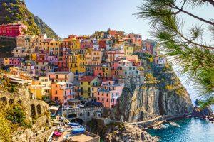 Rome to Cinque Terre