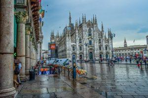 Milan, Florence & Rome by rail