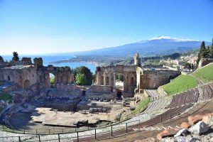 Tour from Palermo to Taormina